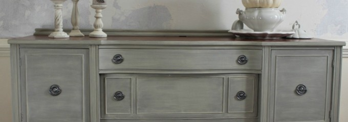 A Color Wash in Layered Greys