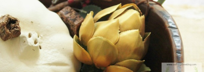 Gilded Artichokes and Doggy Love