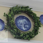 Living Room AND Boxwood Wreath 008