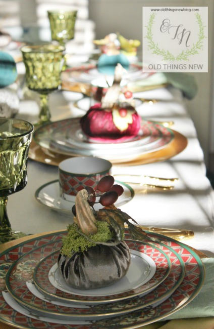 Thanksgiving Table 021