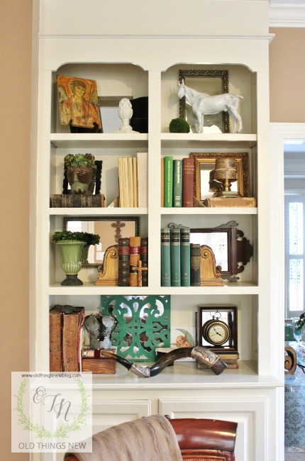 Bookcases Going Green 001