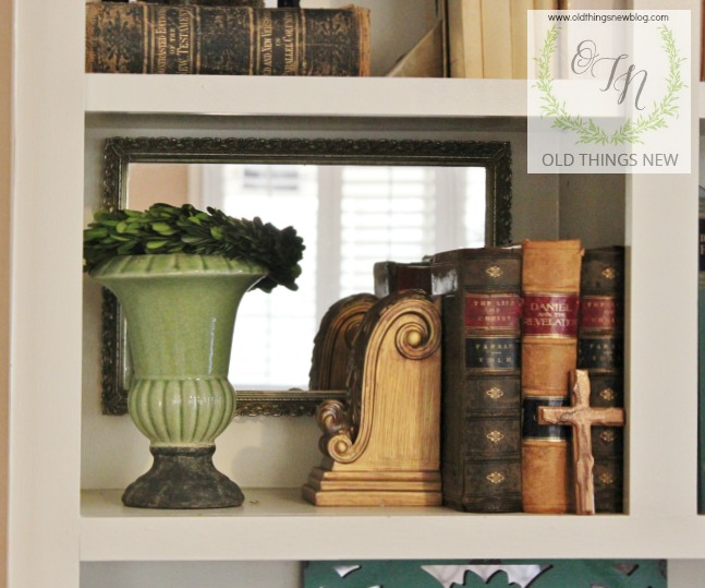 Bookcases Going Green 004