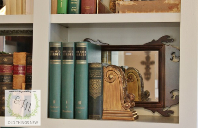 Bookcases Going Green 006