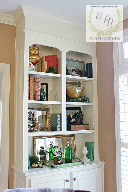 Bookcases Going Green 019